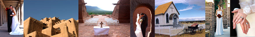 Fairytale Weddings in Santa Fe