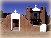 Honeymoon ideas and Santa Fe lodging